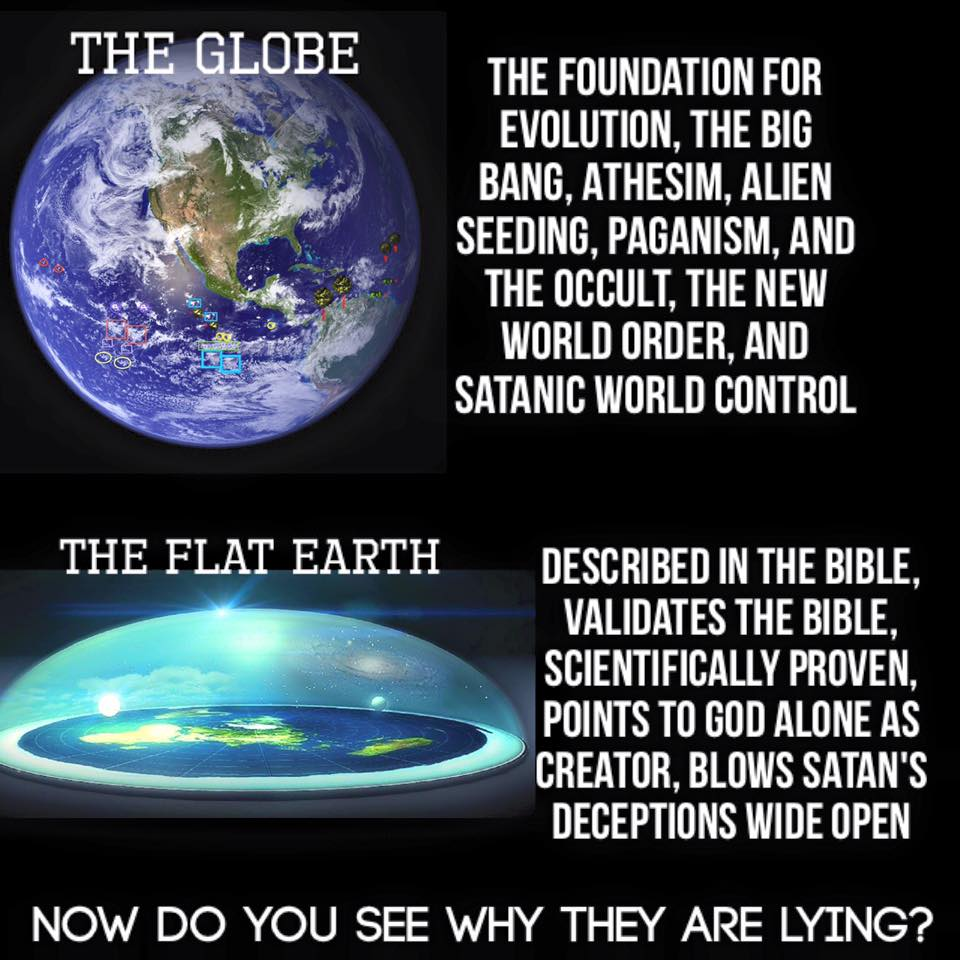 the earth is spherical and religion 178 responses to is this the 2nd biggest conspiracy or that flat earther's have a religious agenda bonus points, the earth does round earth with the.