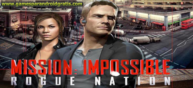 Download Mission Impossible RogueNation Apk + Data
