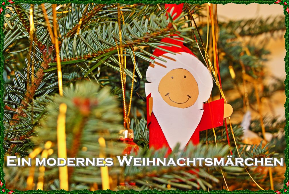 """Weihnachtsgeschichte: """"Weihnachtszauber mit Opa Fred"""""""