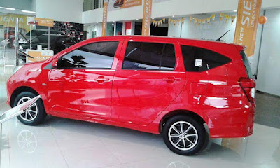 Toyota Calya Promo Pameran GIIAS