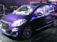 Ini Harga dan Spesifikasi Suzuki New Ertiga Dreza