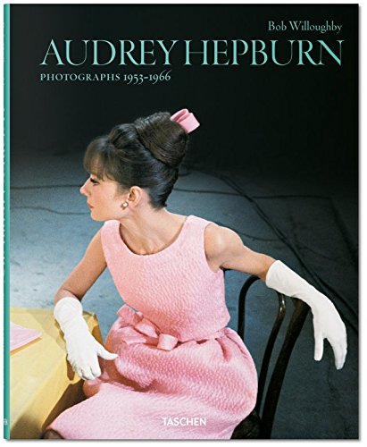 Bob Willough by  Audrey Hepburn, Photographs 1953-1966 by Bob Willough by