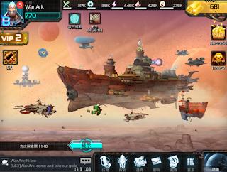 Ark of War 星際海盜 App