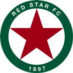 Logo Tim Klub Sepakbola Red Star FC