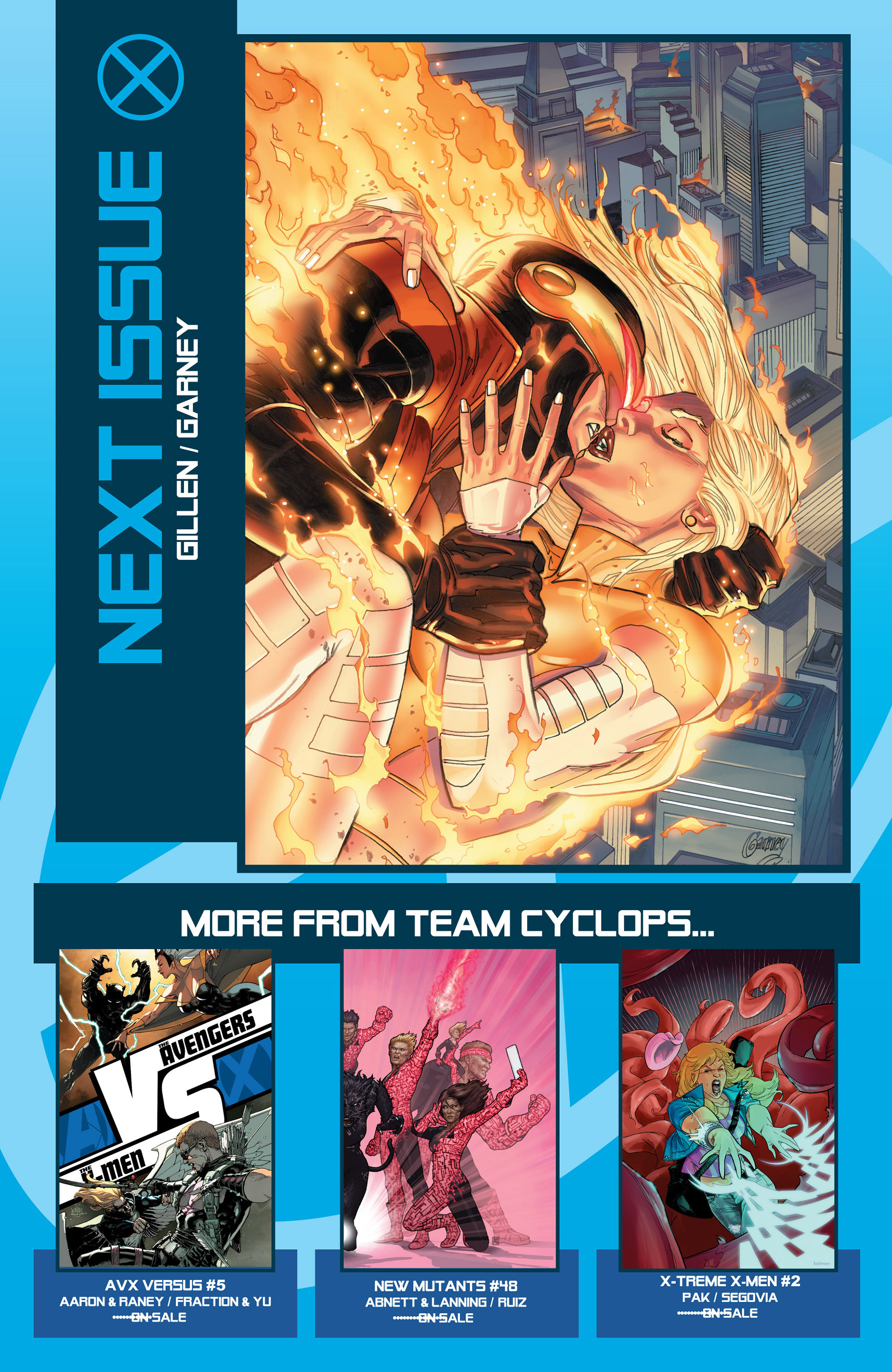 Read online Uncanny X-Men (2012) comic -  Issue #17 - 23