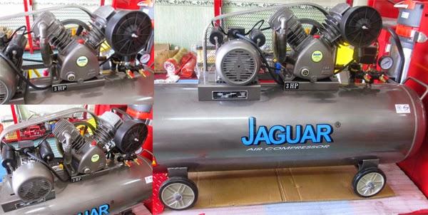 Máy nén khí piston 2 cấp Jaguar HEV70H160 160 Lít