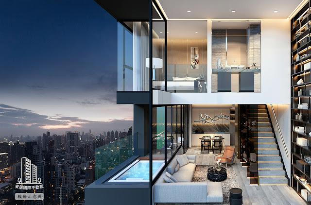 Impression Ekkamai 印象.伊卡邁,公寓住宅,曼谷,素坤逸區,泰國房地產,海外房地產,置產說明會