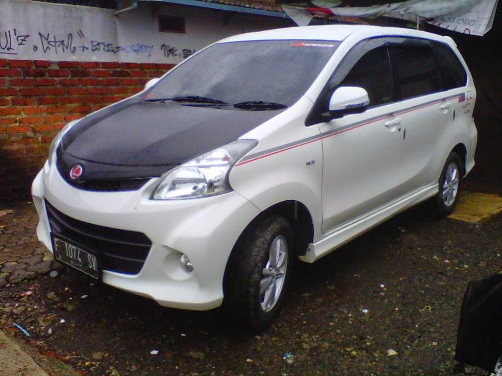 Kumpulan Modifikasi Mobil Avanza Indonesia