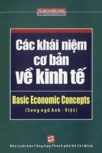 Các khái niệm cơ bản về kinh tế