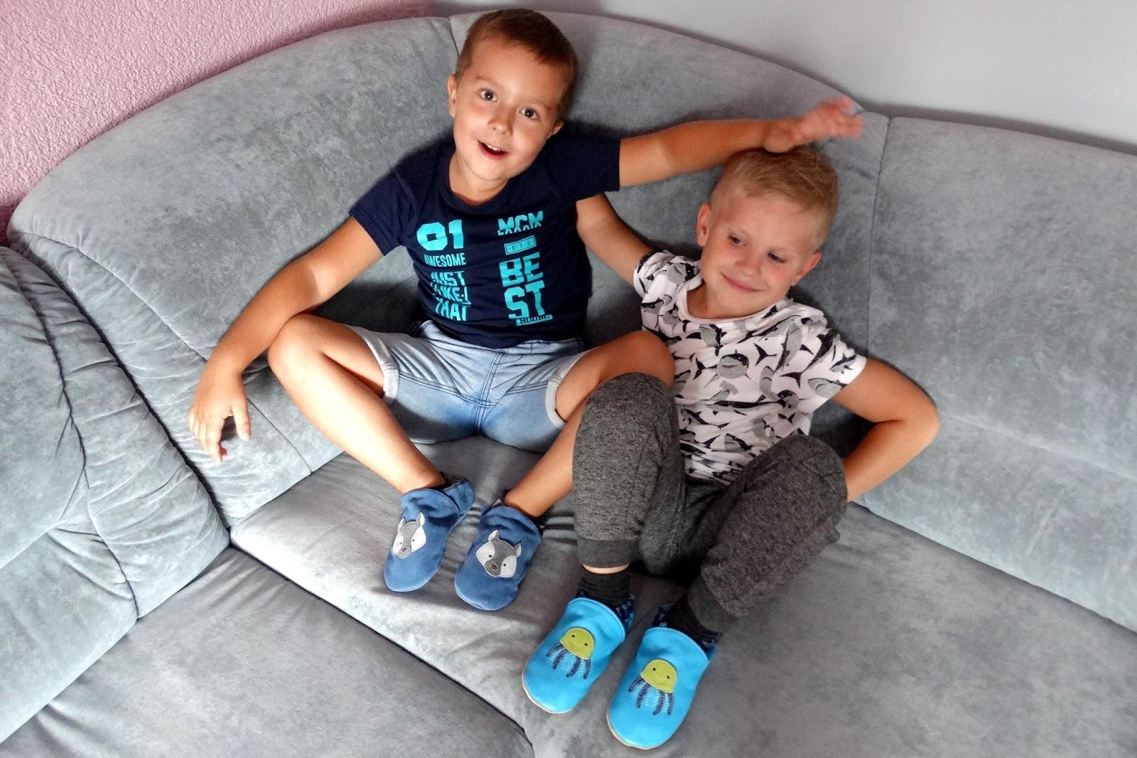 Babice - buciki, które dbają o maleńkie stópki dziecka!