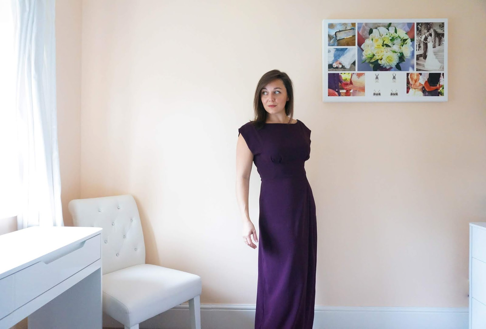 The Sewcialite Soiree and a customised By Hand London Anna Dress