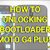 [Tutorial] Cara Unlocking Bootloader Moto G4 plus