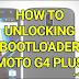 [Tutorial] Cara Unlocking Bootloader Moto G4 plus