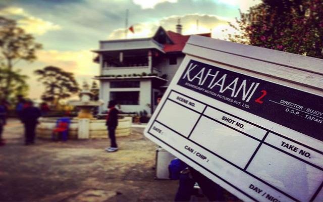 Vidya Balan Starts Shooting For 'Kahaani 2'