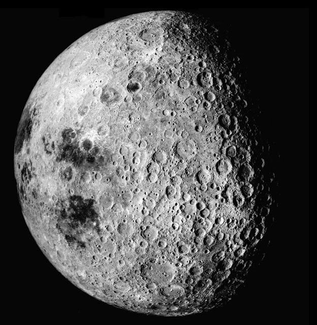Researcher sees possibility of Moon life