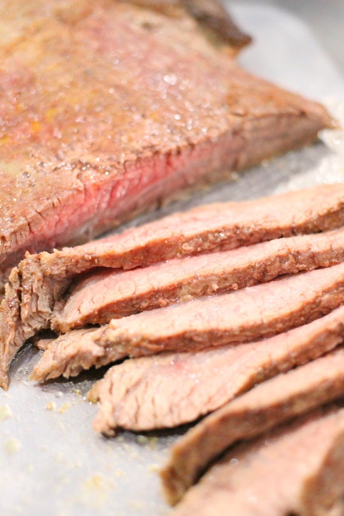 How to Broil a Perfect Flank Steak
