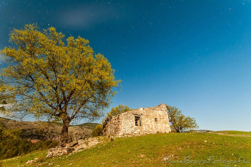 Cazorla, Sierra de Cazorla, rutas, senderos, fotografía nocturna, cielo, estrellas