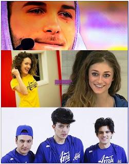 amici 2015 finalisti