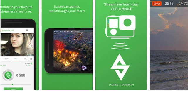 Stream Screen Recorder