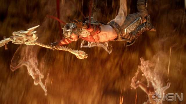 Dante's Inferno XBOX 360 Full Español [Region Free] Descargar DVD9