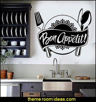 Italian Chef Decorations Kitchen