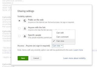 rahasia google drive tip