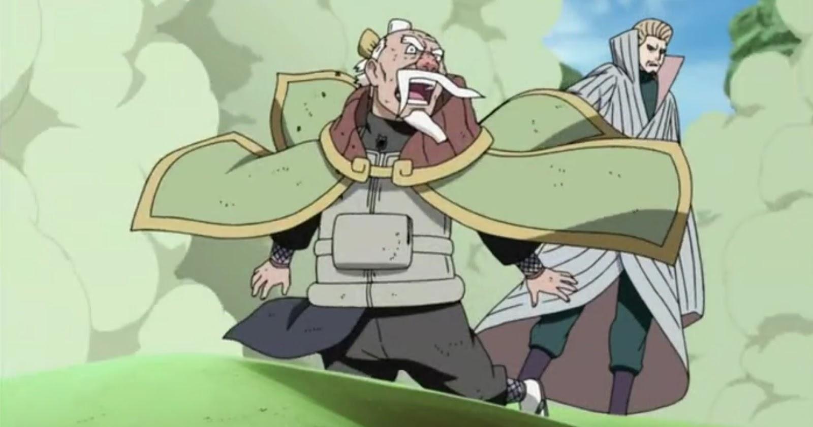 Naruto Shippuden: Episódio 302 – Medo – Garoto Brincalhão