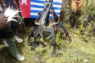 Senjata Api TNI AD Hilang dari Helikopter MI-17V-5 yang Jatuh di Papua