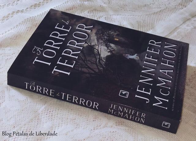 Diagramação, trecho, livro, A-Torre-do-Terror, Jennifer-McMahon, Editora-Record, capa