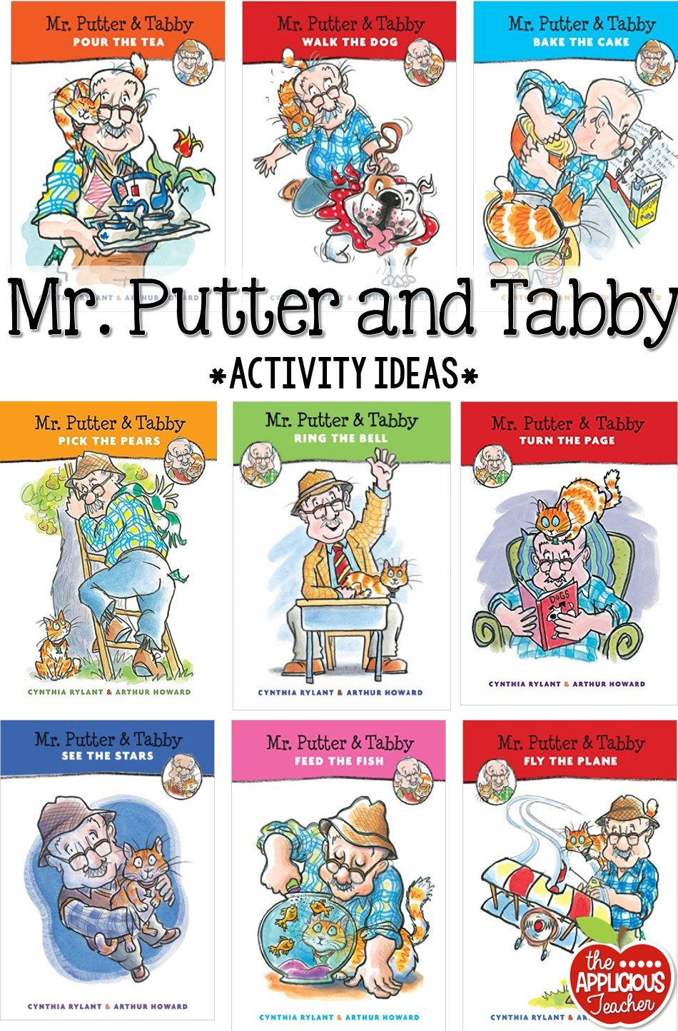 Mr Putter And Tabby Activities Friendship Activities