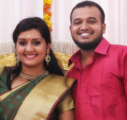 Actress Sarayu to marry Sanal V Devan