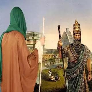 قصة ابراهيم عليه السلام مع النمرود