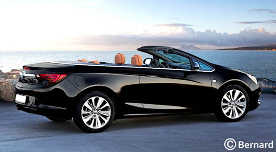 image gallery opel cascada 2016. Black Bedroom Furniture Sets. Home Design Ideas