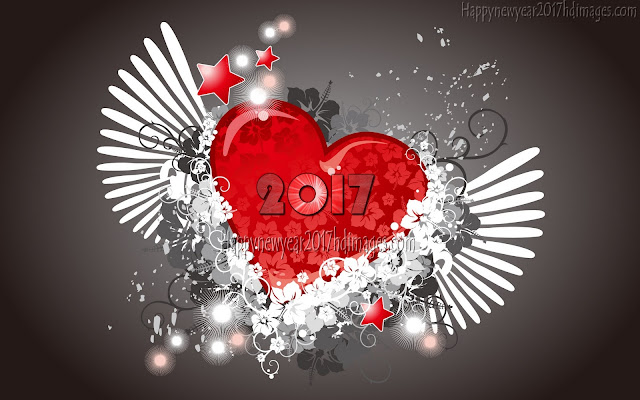 Happy New Year 2017 Love Pictures Romantic Love Cards