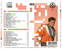 DEN HARROW - The 12'' Collection 1984-1987 [LTD-CD-010 Gold Edition]
