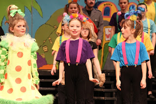 YMCA photo from seussical the musical