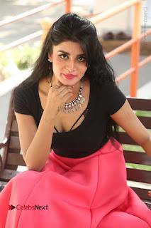 Telugu Actress Harini Stills at Dhyavudaa Movie Teaser Launch  0215.JPG