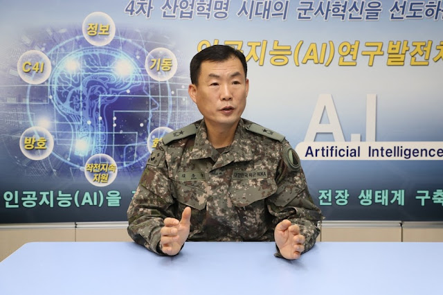 South Korean Artificial Intelligence Development For Military