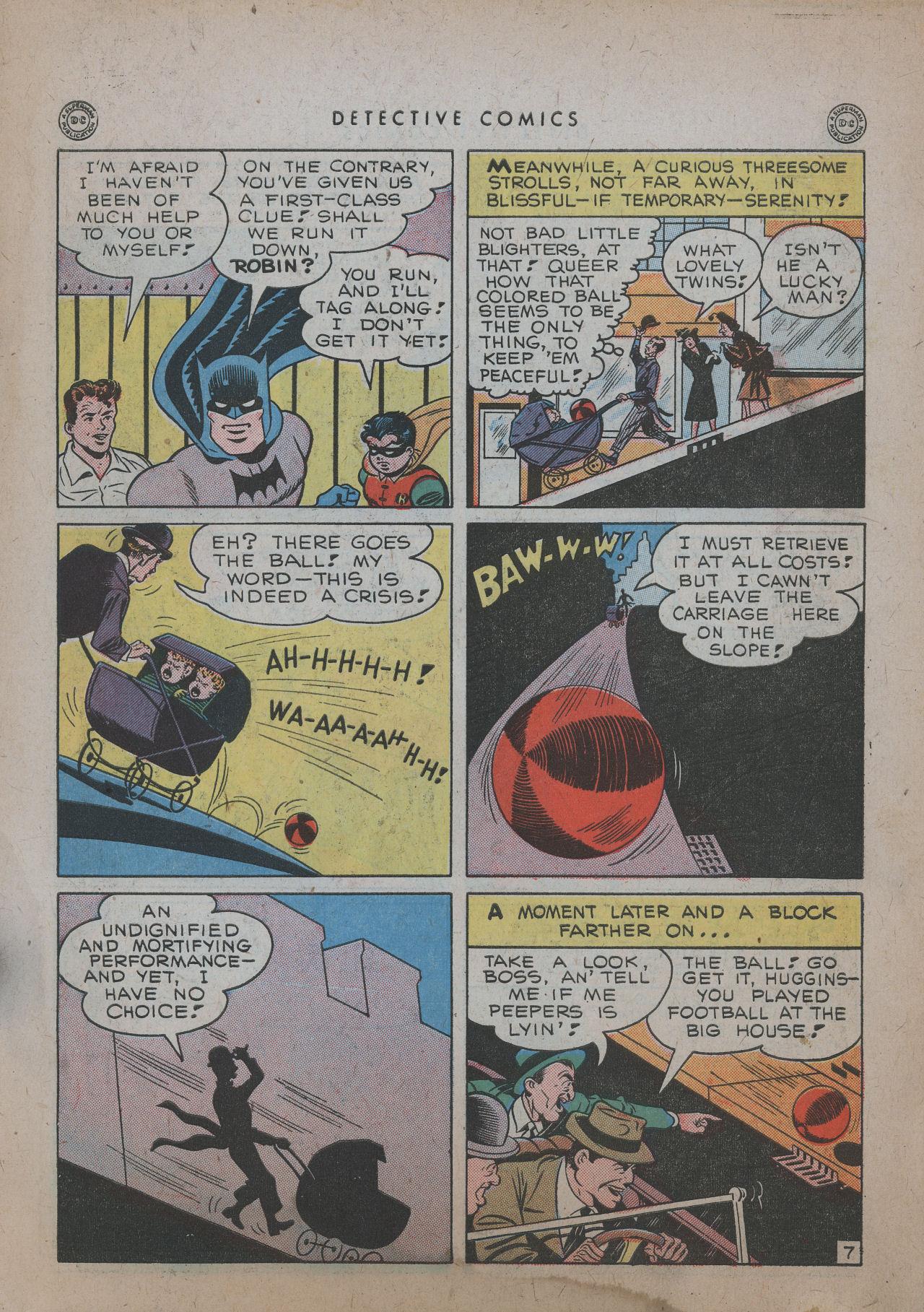 Read online Detective Comics (1937) comic -  Issue #101 - 9