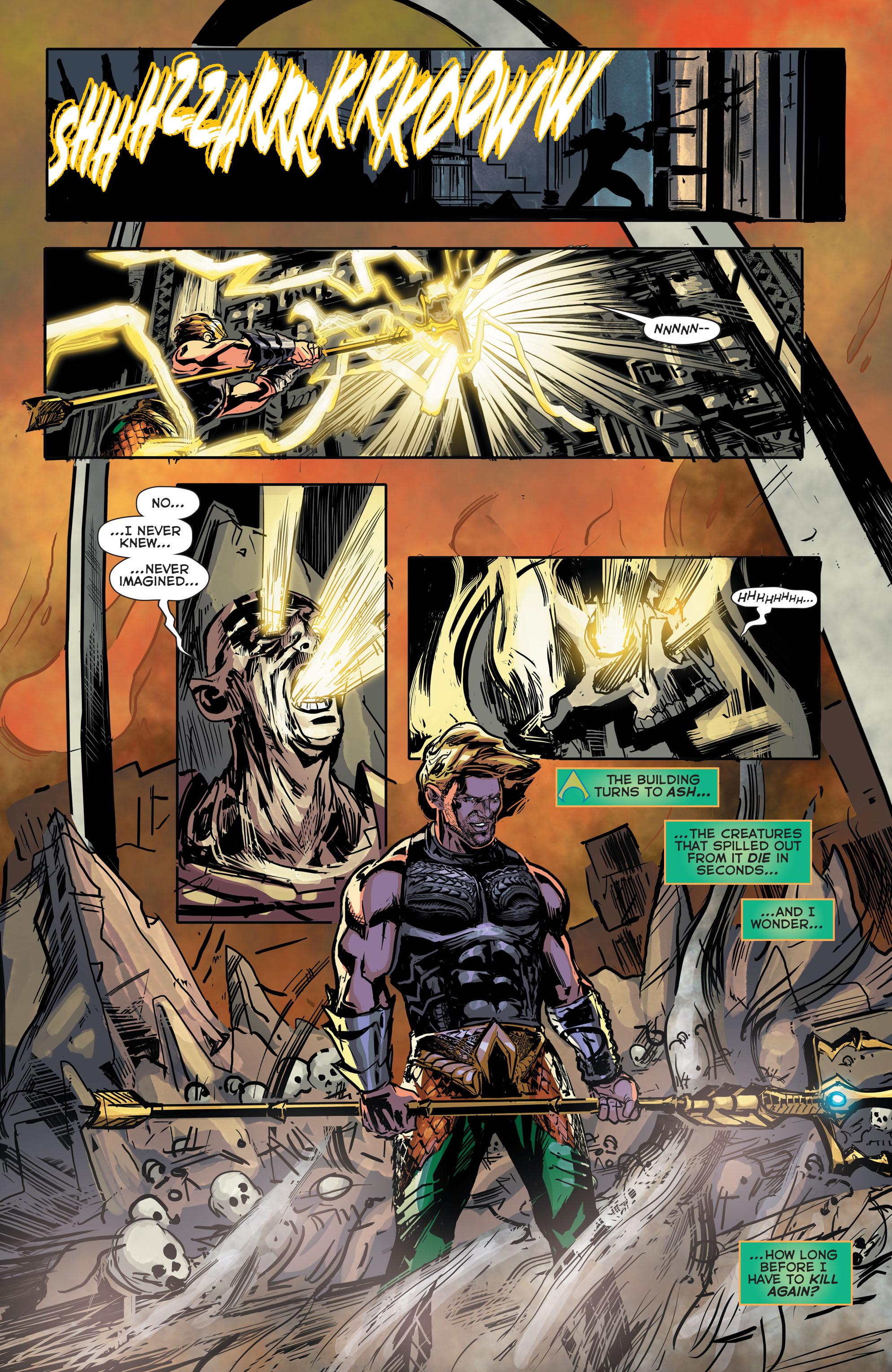 Read online Aquaman (2011) comic -  Issue #41 - 14