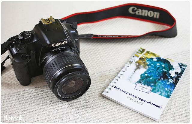 Maîtriser votre appareil photo   de Jérôme Pallé et appareil photo Canon