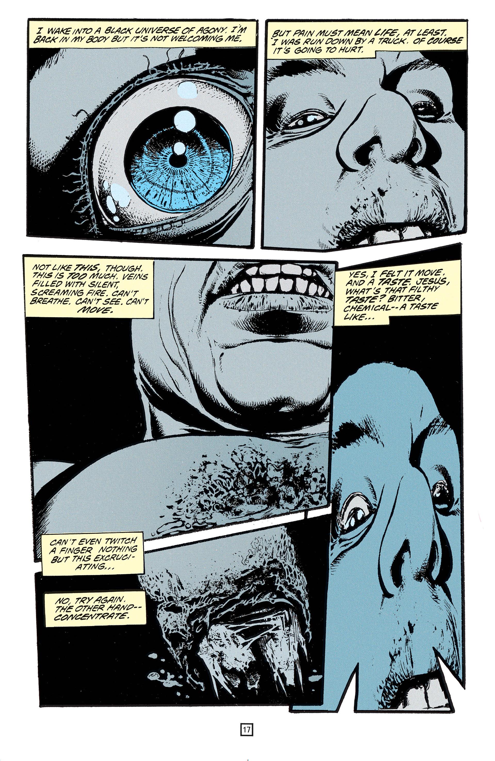 Read online Animal Man (1988) comic -  Issue #52 - 17