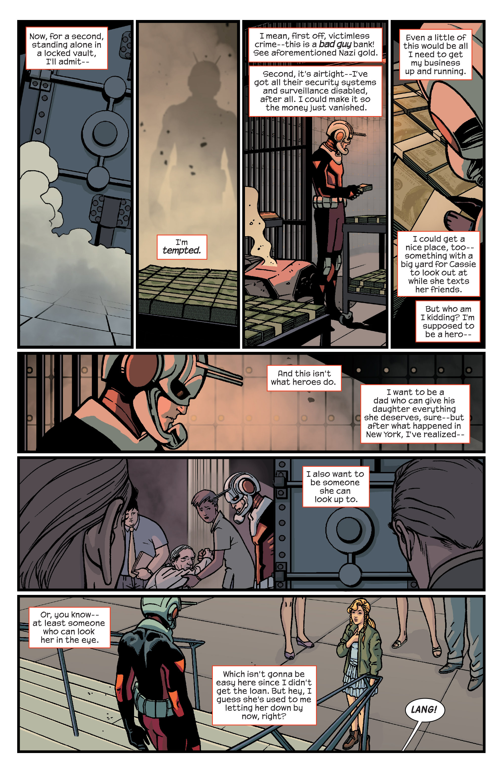 Read online Ant-Man comic -  Issue #2 - 15