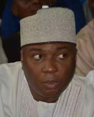 update on saraki's case