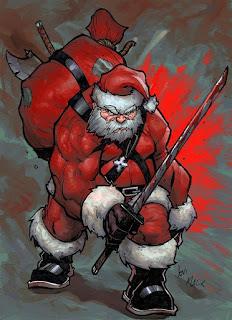 Killer Santa