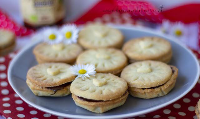 Nocciolata Biscuits gluten free