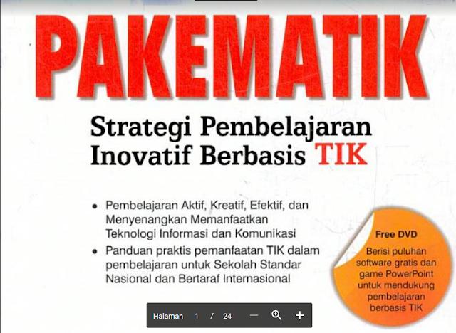 Buku Strategi Pembelajaran Inovatif