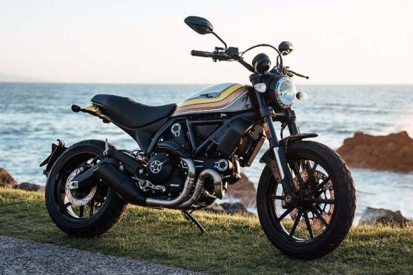 Ducati Scrambler Mach 2.0  Price in India