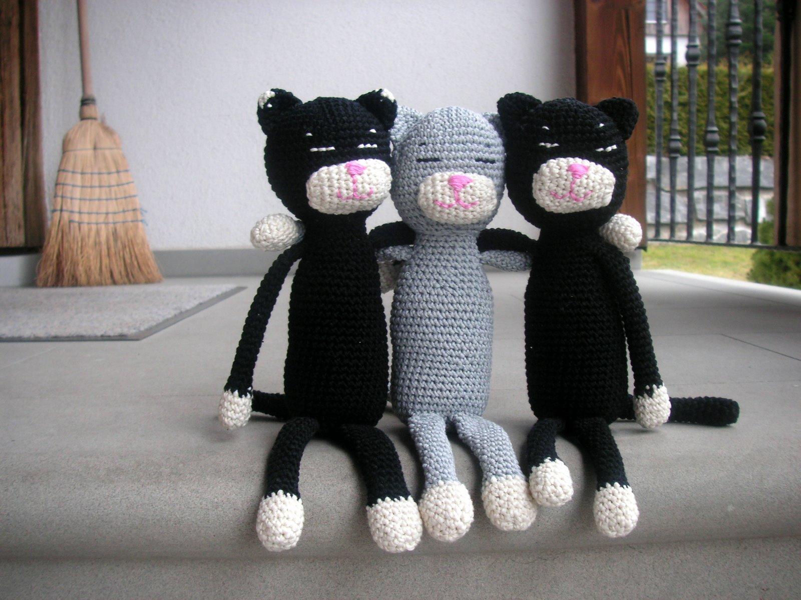 Katze Mit Herz Häkelanleitung Webdesignglobal