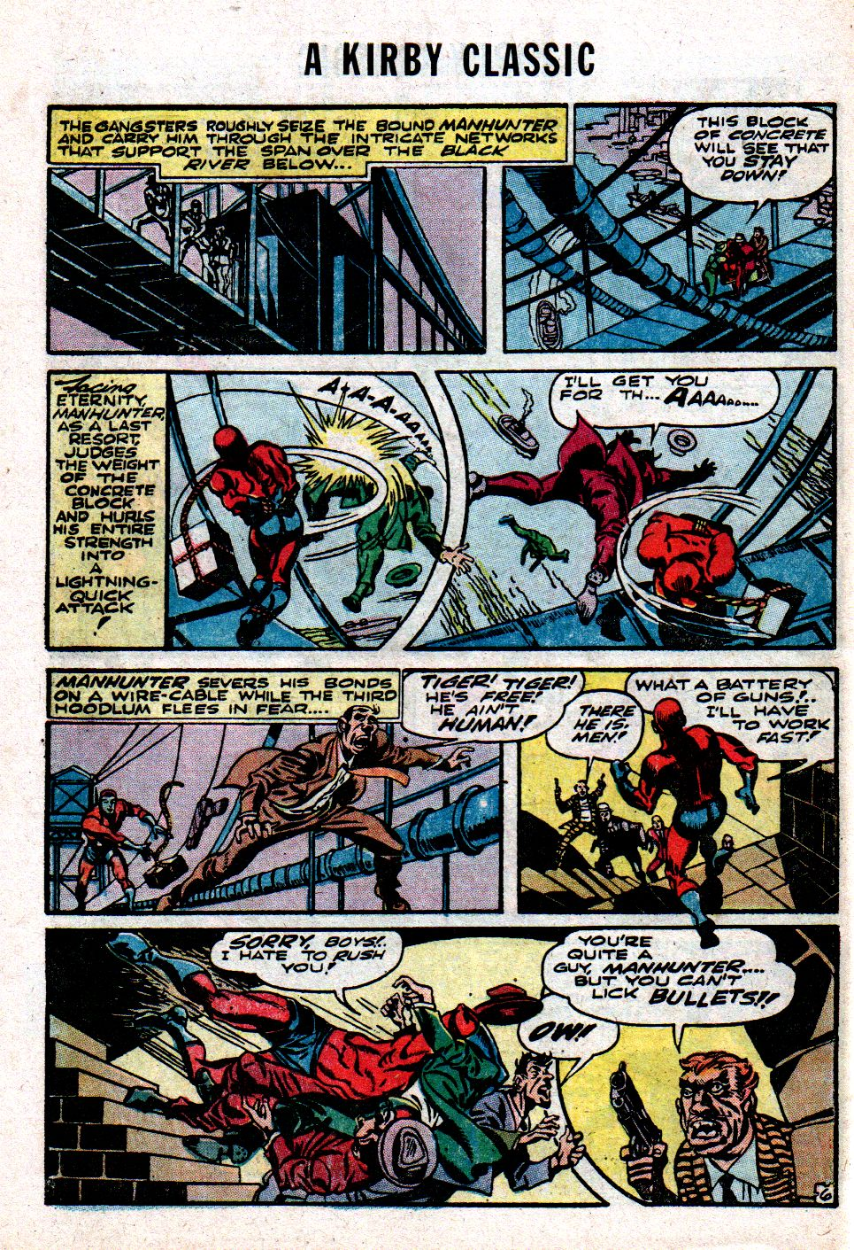 The New Gods (1971) issue 9 - Page 43